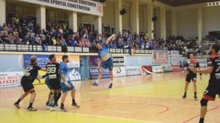 Dinamo a pierdut primul meci în Grupa B a EHF European League la handbal masculin
