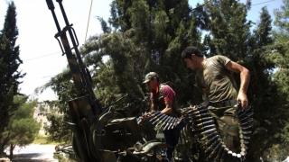 Rebelii sirieni resping crearea unei zone de securitate în Siria