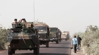 Un convoi NATO a fost atacat în Afganistan