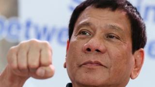 Rodrigo Duterte nu va ţine cont de drepturile omului dacă militanții SI vin în Filipine