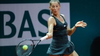 Alexandra Cadanţu a pierdut în primul tur al turneului de la Limoges