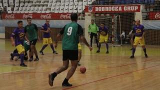 """21 de meciuri se vor disputa în acest weekend la Trofeul """"Telegraf"""""""