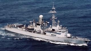 Fregata franceză Jean Bart sosește la Constanța pentru un exercițiu militar