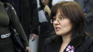 Gabriela Scutea a fost numită secretar de stat în Ministerul Justiției