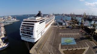 22 de nave de croazieră și-au anunțat prezența în Portul Constanța