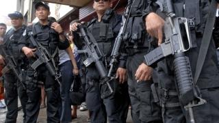 Focuri de armă şi explozii, într-o stațiune din Filipine