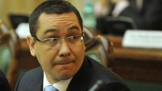 Ponta, împotriva redefinirii familiei în Constituție?