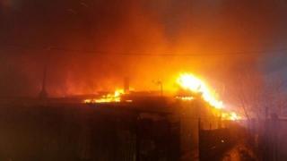 Şcoli cu predare în limba română din Ucraina, incendiate de ruşi?