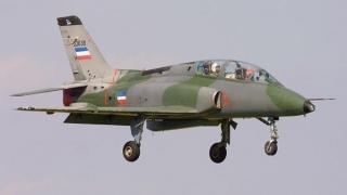 Doi piloți au decedat în urma prăbușirii unui avion militar în Serbia