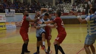 Handbaliştii de la Dinamo, învingători în etapa a treia a Ligii Campionilor