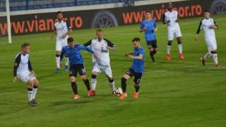 Astra s-a impus în ultimul meci din play-off-ul Ligii 1