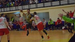 HC Dobrogea Sud, fără replică, Dinamo a câştigat categoric finala LN de handbal masculin