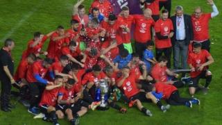 FC Viitorul a trimis-o pe Universitatea Craiova în UEFA Europa League