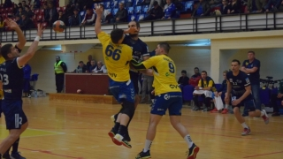 HC Dobrogea Sud, trei meciuri în turneul de la Buzău