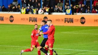 FCSB a urcat pe locul secund în Liga 1