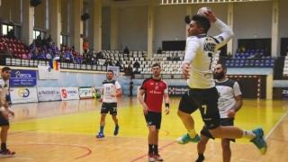 HCDS a pornit cu dreptul şi în al doilea turneu din Liga Naţională