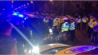 Șoferul care a târât un polițist pe capotă 20 de metri rămâne în arest