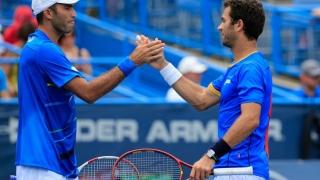 Tecău şi Rojer s-au calificat în sferturile de finală ale turneului de la Barcelona