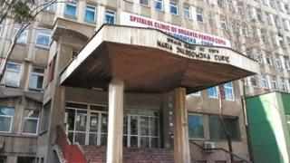 """Copil suspect de sindrom hemolitic-uremic, transferat la Spitalul """"Marie Curie"""""""