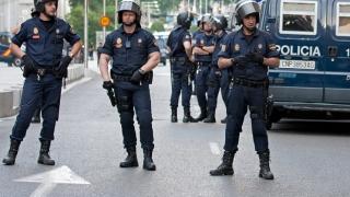 Poliția spaniolă a arestat doi marocani care ar fi transferat bani către SI