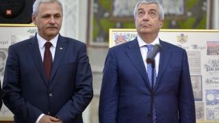 Dragnea şi Tăriceanu, chiulangii-șefi ai Parlamentului
