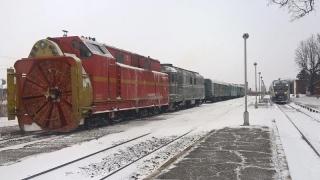 Trenurile intră în condiţii normale în Gara de Nord