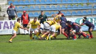 CS Tomitanii va disputa meciul pentru locurile 7-8 în SuperLiga de rugby