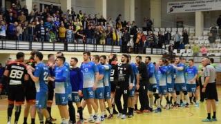 HC Dobrogea Sud, favorită în partida de la Făgăraş