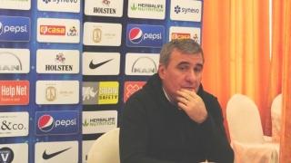 Gheorghe Hagi consideră compromis actualul sezon