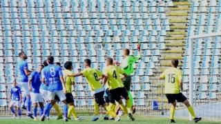 În Liga a 2-a, U. Cluj a învins ultima clasată