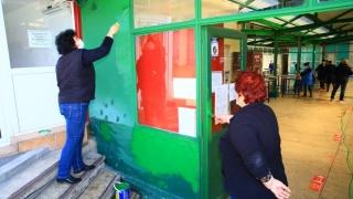 S-a finalizat campania de curățenie a piețelor din Constanța