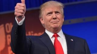 Donald Trump susține că l-ar fi învins pe Barack Obama dacă ar fi candidat împotriva lui