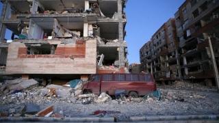 483 de morţi în Iran, după seism