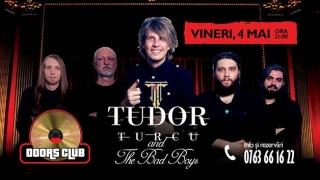 """TUDOR TURCU & The Bad Boys: Câștigător la """"X Factor"""", pentru prima oară pe scena unui club constănțean"""