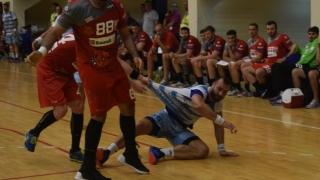 Al treilea succes pentru Dinamo în Liga Campionilor la handbal masculin
