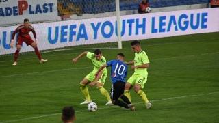 FC Viitorul a pierdut şi returul cu Dinamo Zagreb din UEFA Youth League