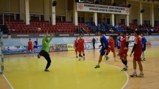 HC Dobrogea Sud joacă marți, în Sala Sporturilor