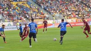 Amicalul FC Viitorul - Spartak Varna începe la ora 17.30