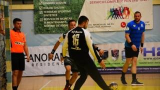 HC Dobrogea Sud, înfrângere în primul joc oficial al sezonului