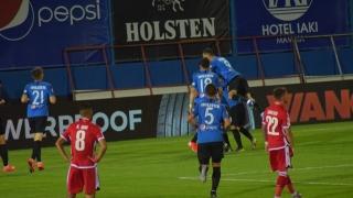 Dinamo, pas greşit în lupta pentru play-off