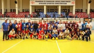 """Memorialul """"Dumitru Antonescu"""", show fotbalistic la prima ediţie"""