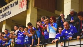 HC Dobrogea Sud nu se teme de confruntarea cu Dinamo