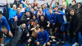 FC Viitorul, pentru a patra oară consecutiv în play-off
