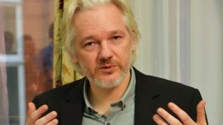 Julian Assange, audiat la ambasada Ecuadorului din Londra, în dosarul de viol