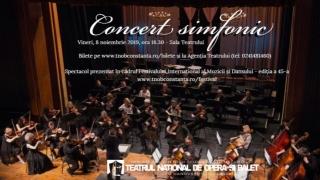 """Programul Teatrului Național de Operă și Balet """"Oleg Danovski"""""""