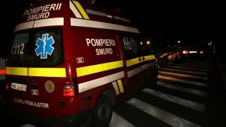 Cinci persoane rănite, printre care doi copii, în zona Tariverde