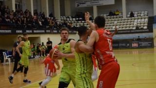 BC Athletic - Dinamo, în Cupa României la baschet masculin