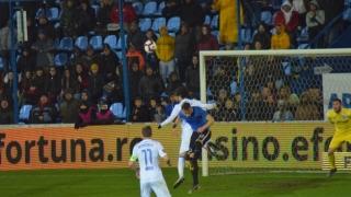 Victorie la limită pentru Craiova
