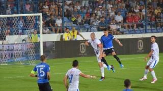 Etapa a şasea în Liga 1 la fotbal