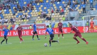 CFR a trecut la scor de FC Botoşani